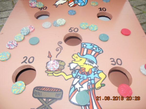 Uncle Sam spelen