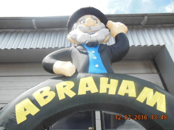 Abraham boog
