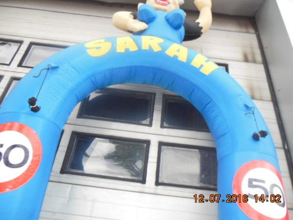 Sarah boog