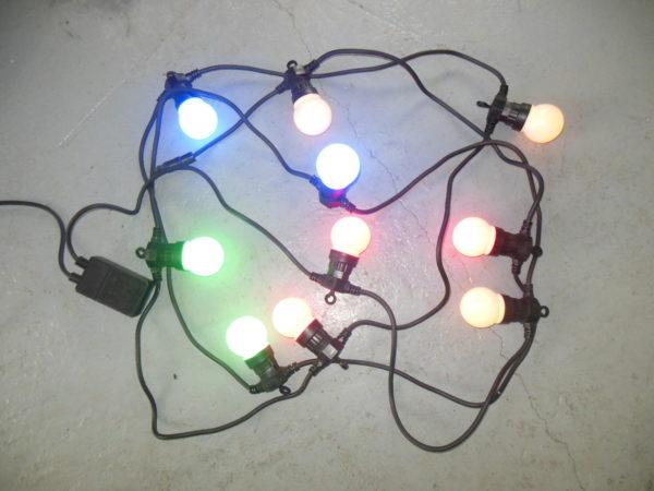 Led lamp verlichting 2 x 5 meter