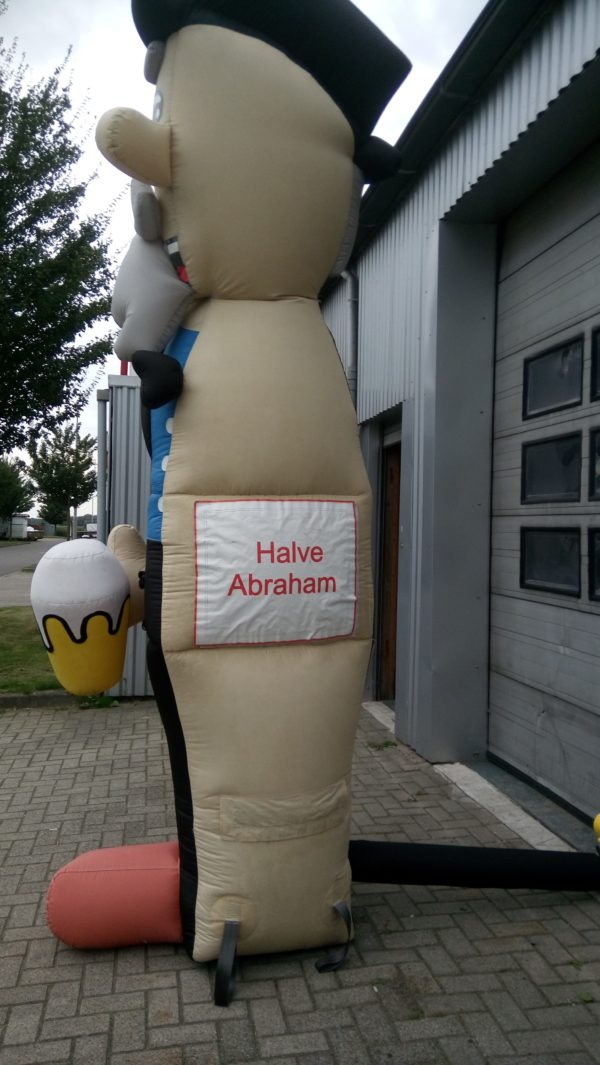 HALVE Abraham (25 JAAR)