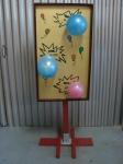 Ballon dart op standaard