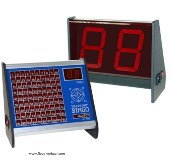 Professionele bingo machine