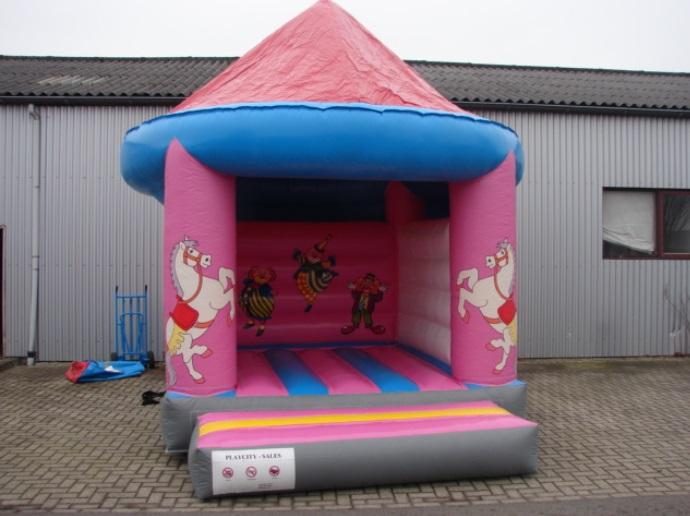 Springkussen Carrousel